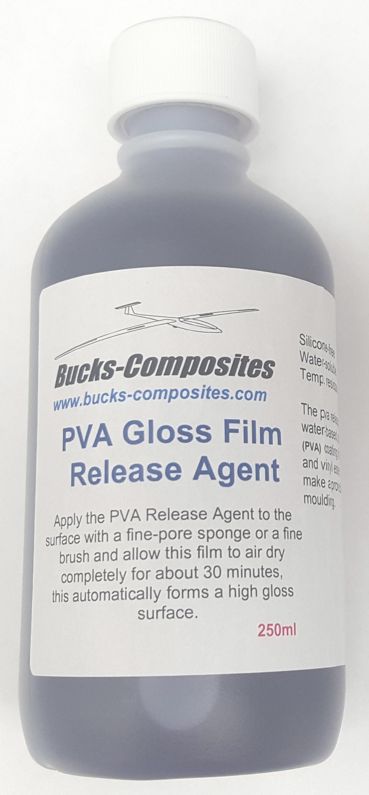 PVA Gloss Film Release Agent | Bucks Composites