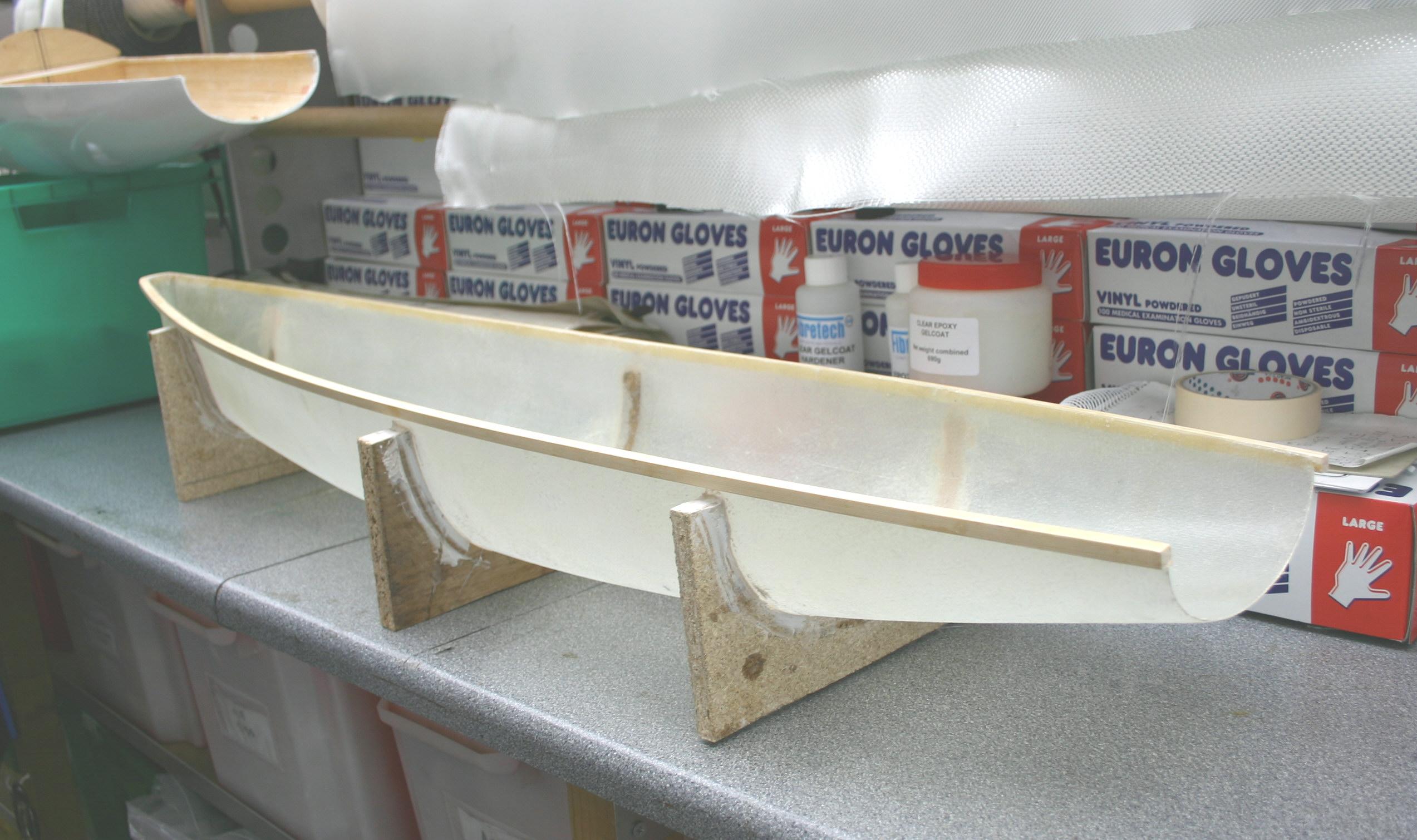 Model boats | Bucks Composites