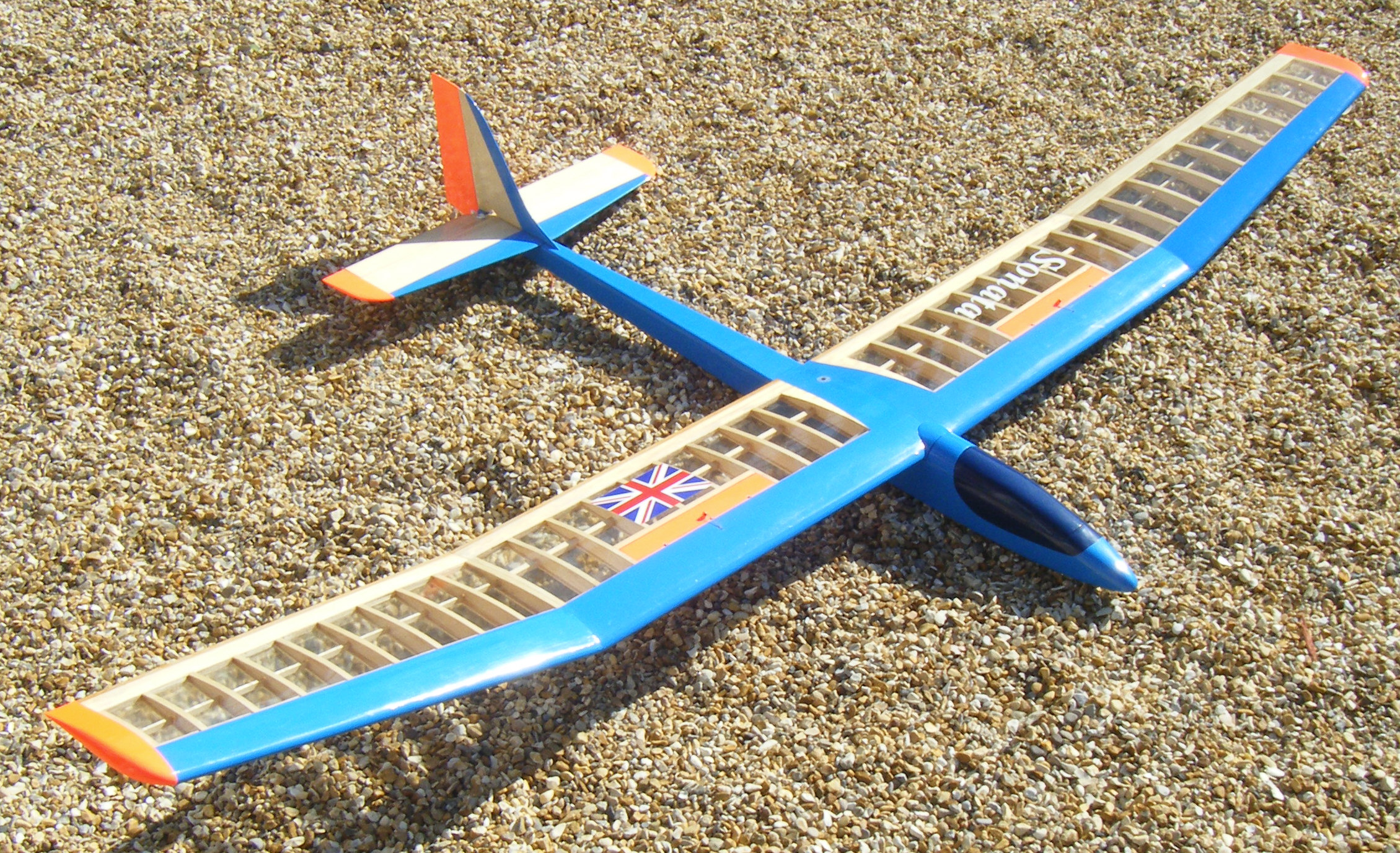 Woodworking model glider plans PDF Free Download